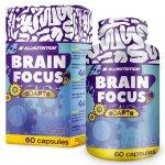 All Nutrition Brain Focus 60 caps