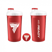 Trec Shaker 0.7l Red - I'm Ready