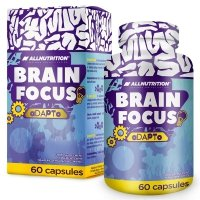All Nutrition Brain Focus 60 caps