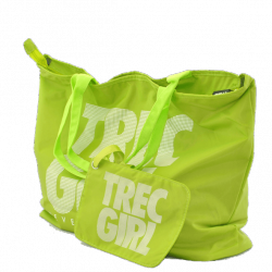 TREC GIRL BAG 003/NEON GREEN