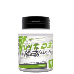 .Trec VIT. D3 + K2 - 60 CAP