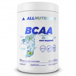All Nutrition BCAA MAX Support 500g