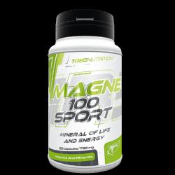 .Trec Magne-100 Sport 60 caps