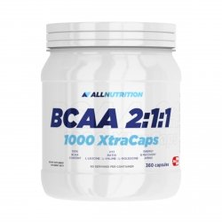 All Nutrition BCAA 2:1:1 1000 XTRACAPS 180 caps