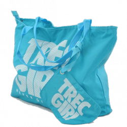 TREC GIRL BAG 002/NEON BLUE