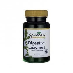 Swanson  Digestive Enzymes - 90tabs
