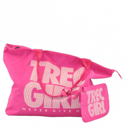 TREC GIRL BAG 004/NEON PINK