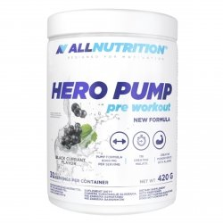 All Nutrition Hero Pump Pre Workout 420g