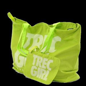 TREC GIRL BAG 003/NEON GREEN