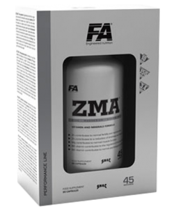 Fitness Authority ZMA 90tabs