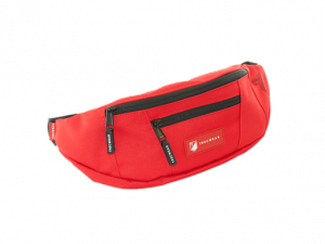 TW BUMBAG CLASSIC LARGE 002 RED