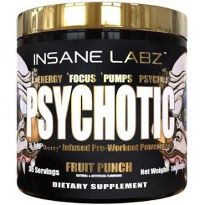 Insane Labz Psychotic Gold