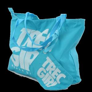 TREC GIRL BAG 002/NEON BLUE