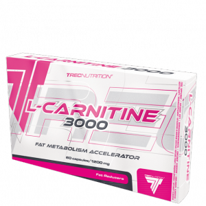 .Trec L-Carnitine 3000 60 caps