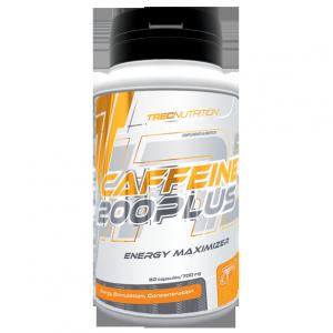 .Trec Caffeine 200 Plus 60 caps