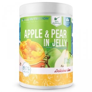 All Nutrition Apple & Pear In Jelly 1000g