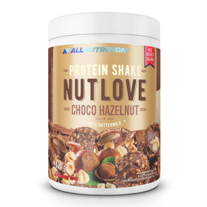 All Nutrition  Nutlove Protein Shake 630g Chocolate Hazelnut