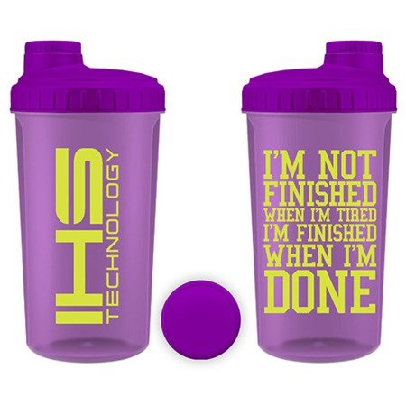 IHS - I'm Not Finished - 700ml