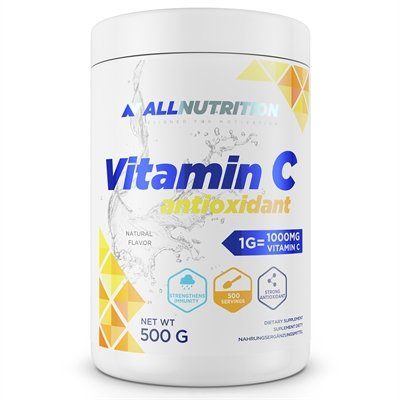 All Nutrition Vitamin C 500g