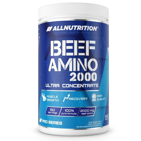 All Nutrition Beef Amino 2000 Pro Series 300 tab
