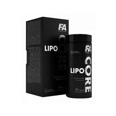 Fitness Authority Lipo Core 90 caps