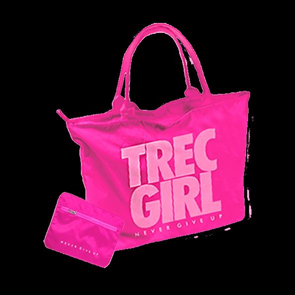 TREC GIRL BAG 004/NEON PINK