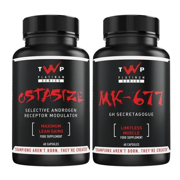 TWP Nutrition Ostasize/ MK-677 Stack