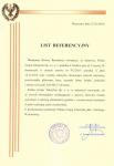 Dostarczamy tekstylia hotelowe do Akademii Obrony Narodowej w Warszawie