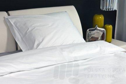 Poszwa hotelowa SMART z płótna, gładka, 150g/m2, 52% poliester, 48% bawełna