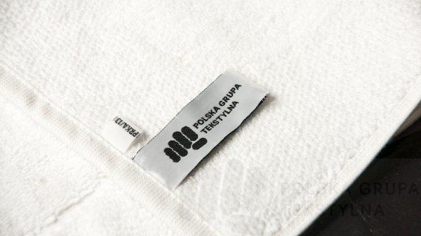 Ręcznik frote, hotelowy, gładki, 450 g/m2