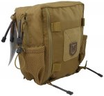 Taktyczna torba na ramię HUSAR COURIER *coyote brown