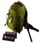 Plecak taktyczny wojskowy CARACAL WISPORT 25l *olive