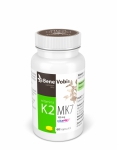 BeneVobis - Witamina K2 MK7 (vitaMK7®) 100mcg z NATTO - 60 kaps.