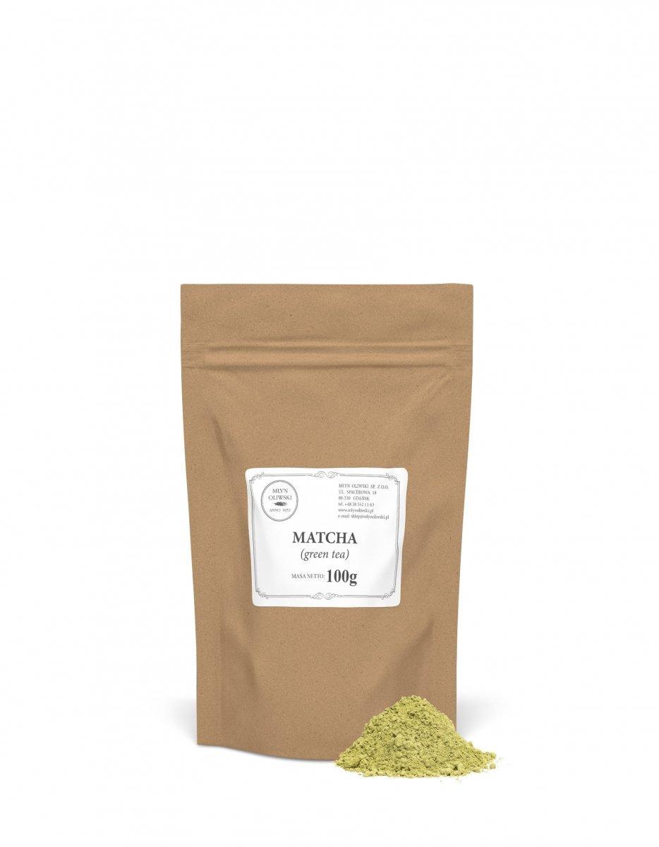 Herbata Zielona Matcha 100g