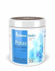 Potas (cytrynian potasu) - 500g
