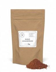 Kakao alkalizowane zaw. tłuszczu 10-12 % - 1 kg