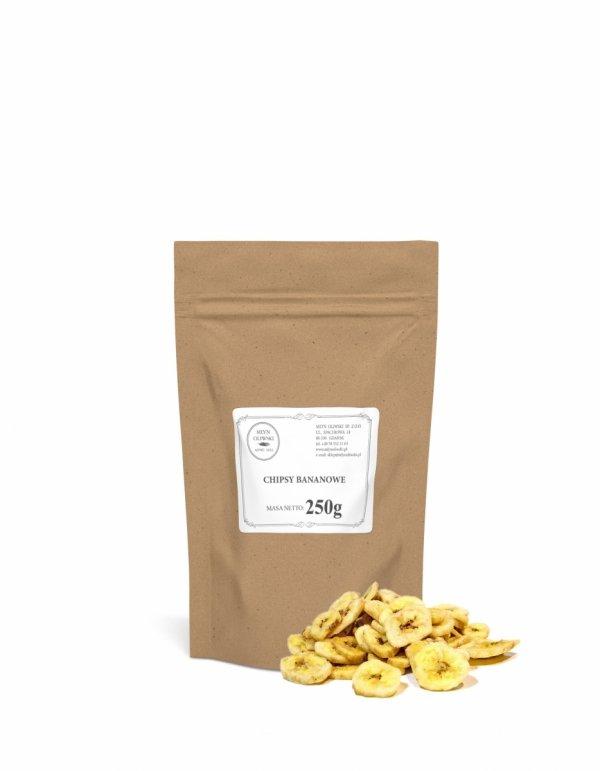 Chipsy bananowe - 250g