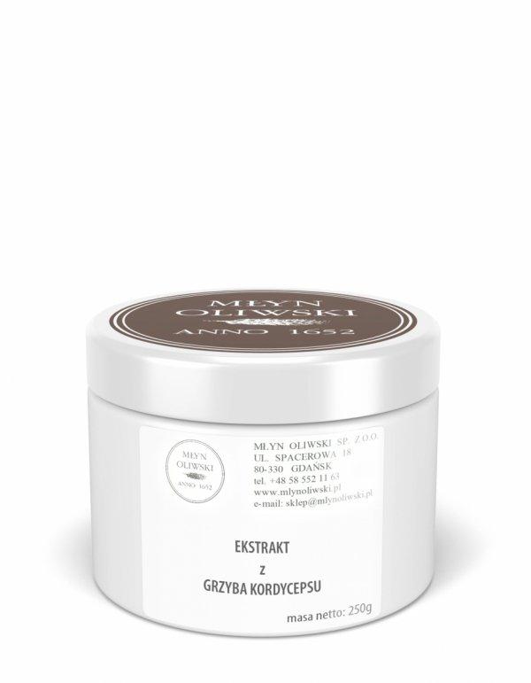 Kordyceps - ekstrakt - 250g