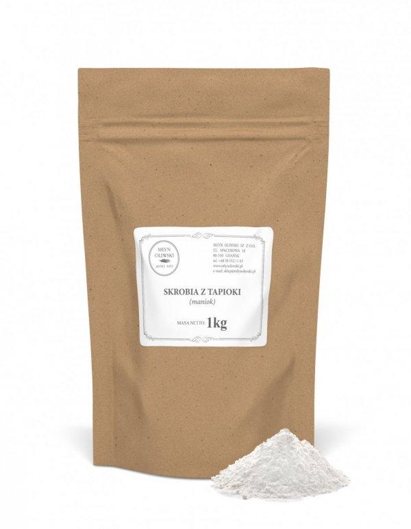 Skrobia z tapioki (manioku) - 1kg