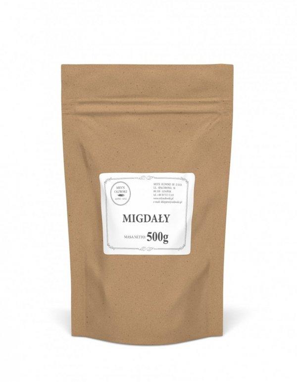 Migdały - 500g