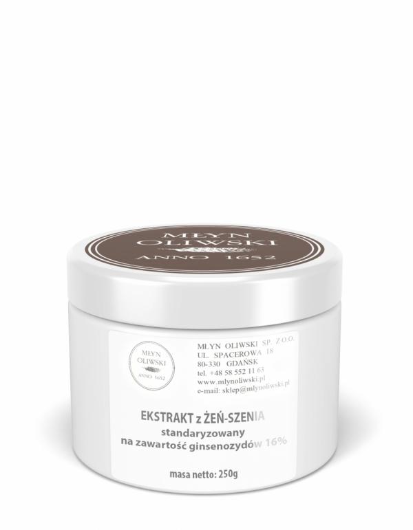 Żeń-szeń - ekstrakt - 250g