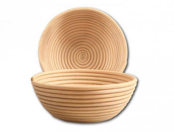 Koszyk do rozrostu (garowania) chleba - prostokąt - prezentacja produktu