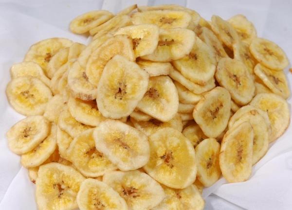 Chipsy bananowe - zdjęcie produktu