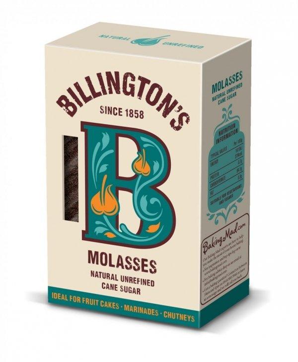 Billington's Molasses - Cukier trzcinowy z melasami - 0,5kg