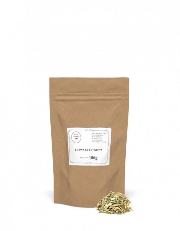 Trawa cytrynowa - susz - 100g