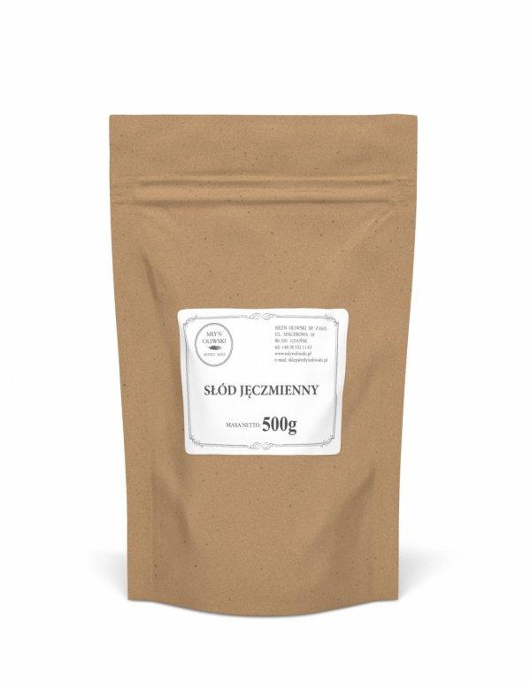 Słód Jęczmienny (proszek) - 500g
