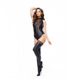 S806 stockings black XL