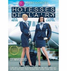 DVD Marc Dorcel - Stewardesses