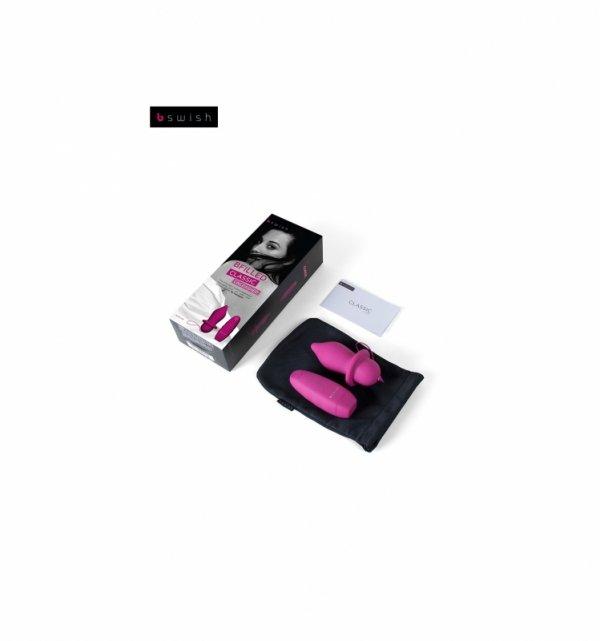 B Swish - Bfilled Classic Unleashed, różowy