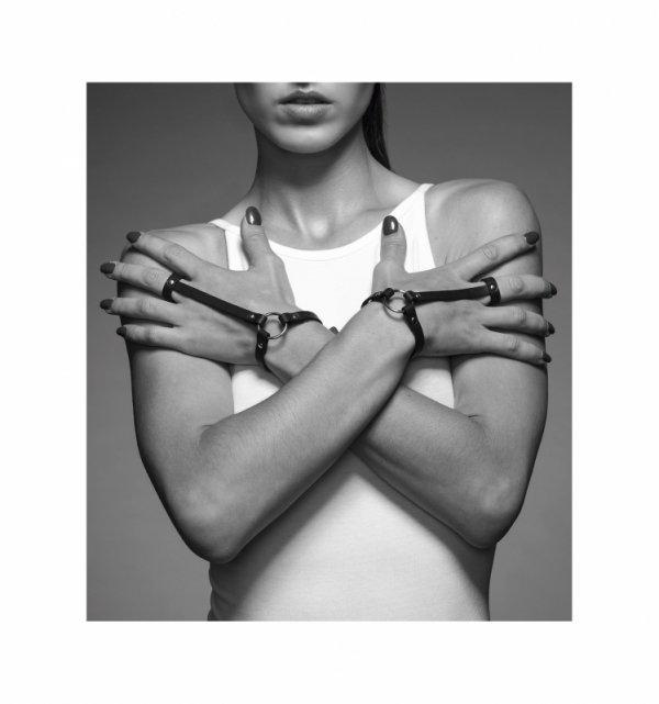 Bijoux Indiscrets - MAZE Simple Hand Piece Black